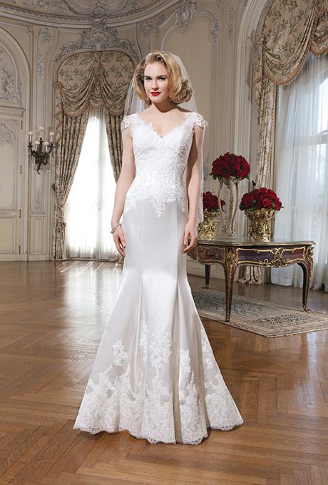 Justin-Alexander-Wedding-Dresses-Spring-2015-01 - Belle en Blanc