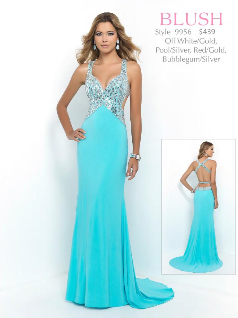 Luxury Aquamarine Prom Dresses Image - All Wedding Dresses ...
