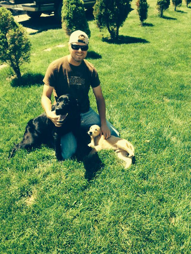 levi-and-pups